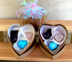 Mother's Day Heart-Shaped Gift Box