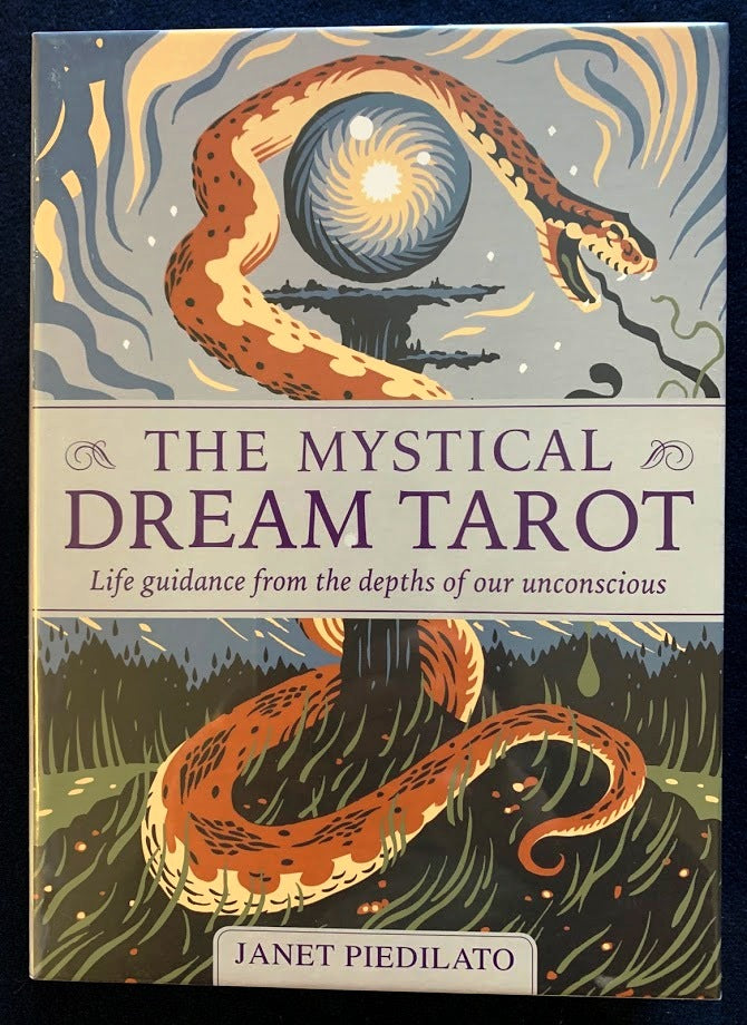 The Mystical Dream Tarot