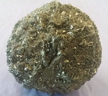 Load image into Gallery viewer, Pyrite Sphere Concretion