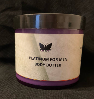 Platinum Body Butter for Men
