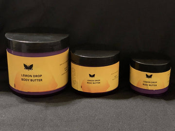 Lemon Drop body butter