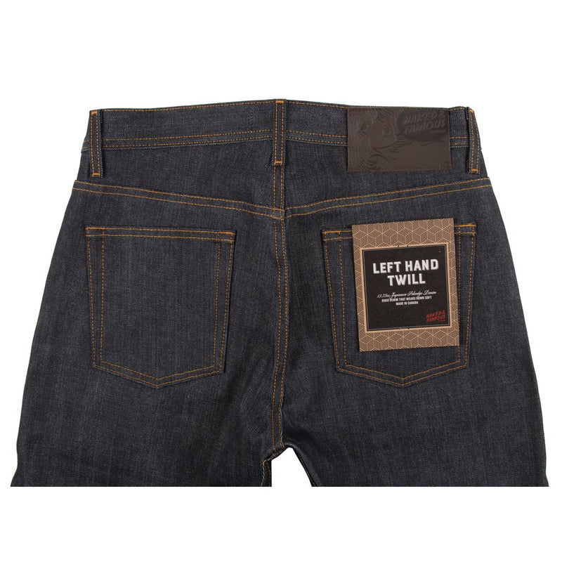 Naked and Famous- Left Hand Twill Selvedge- Super Guy