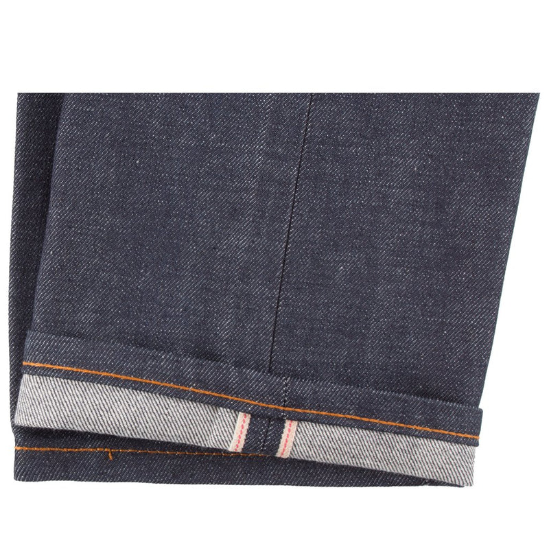 Naked and Famous- Dirty Fade Selvedge- Easy Guy