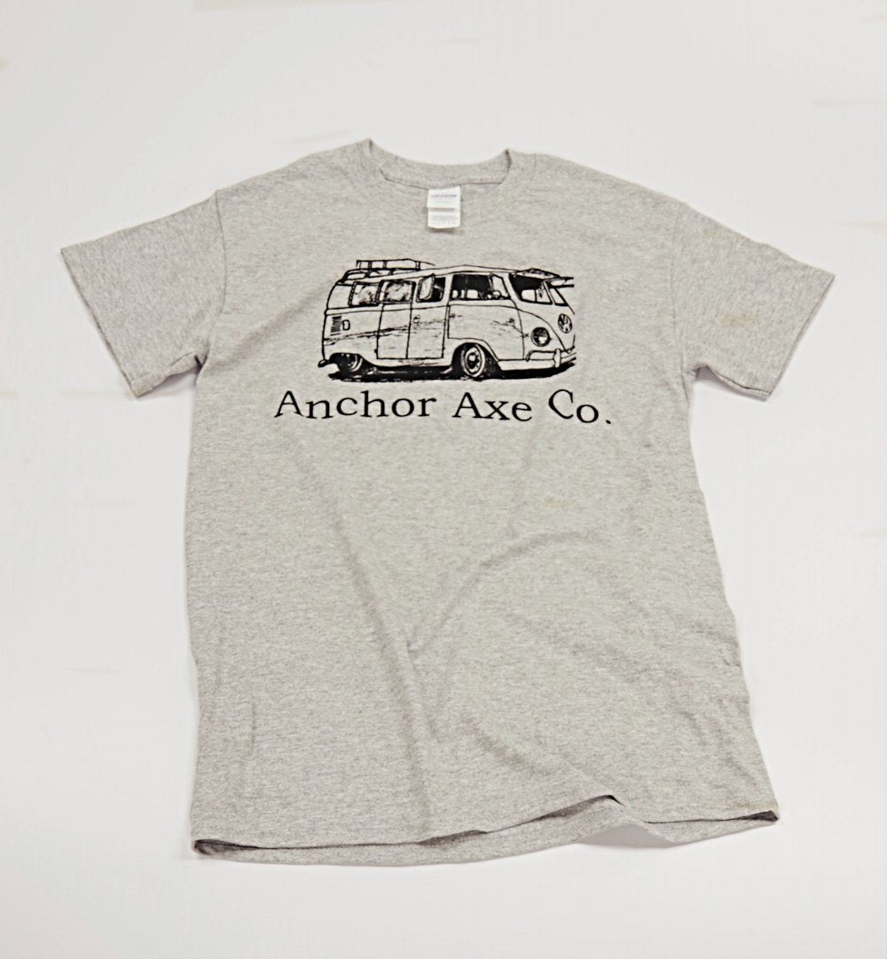 Anchor Axe Co.- Men's T-Shirt
