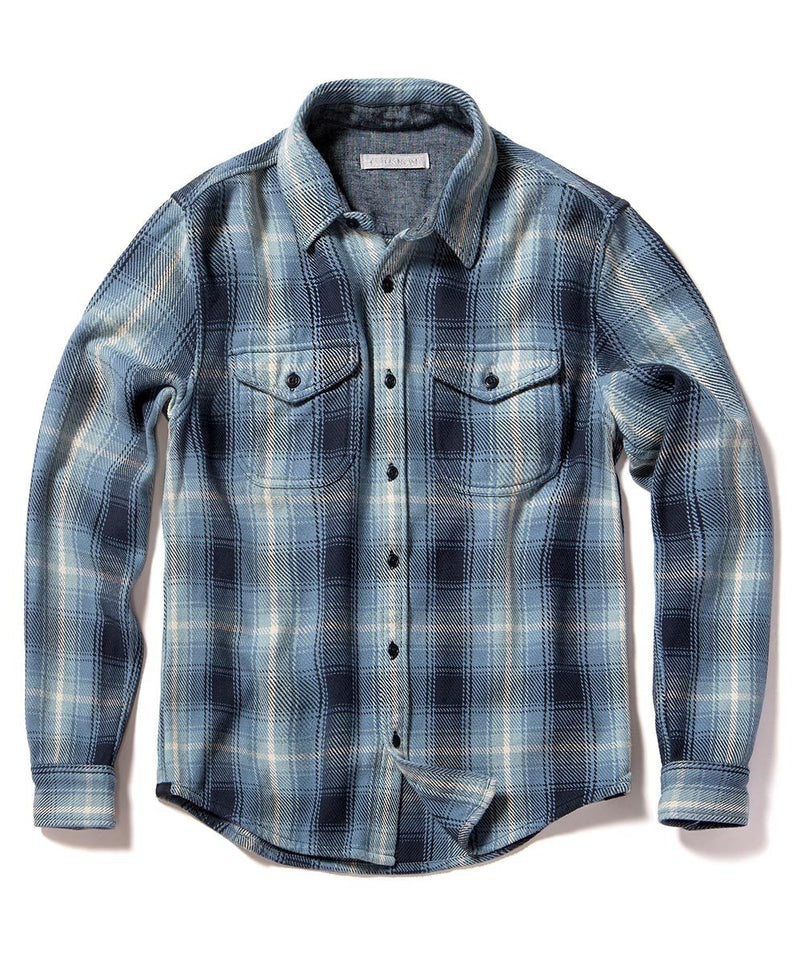 Outerknown- Blanket Shirt- Puget Plaid