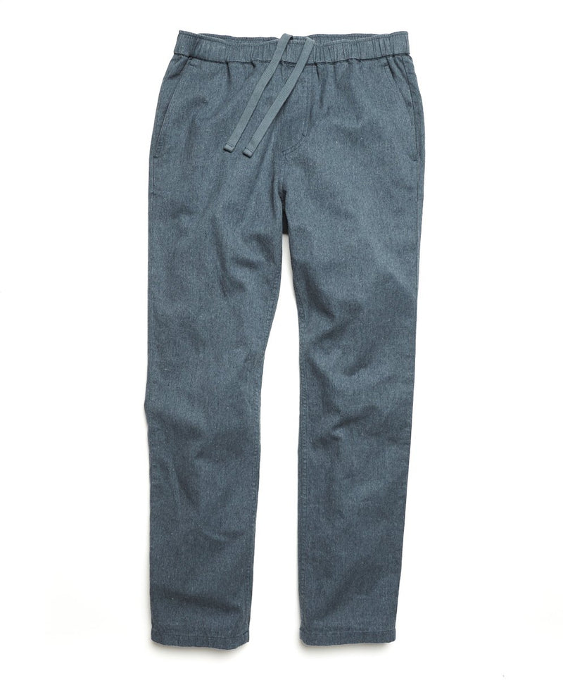 Outerknown- Verano Beach Pant- Deep Blue