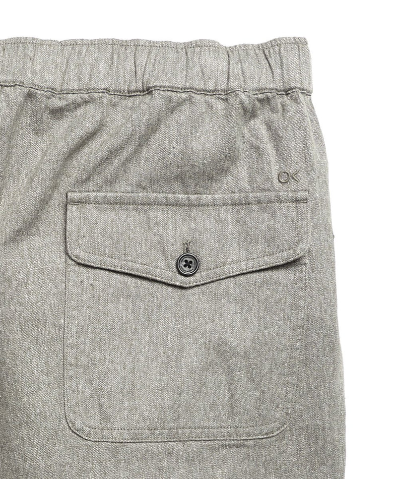 Outerknown- Verano Beach Pant- Seal Grey