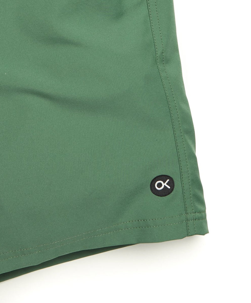 Outerknown- Nomadic Volley Short- Jade