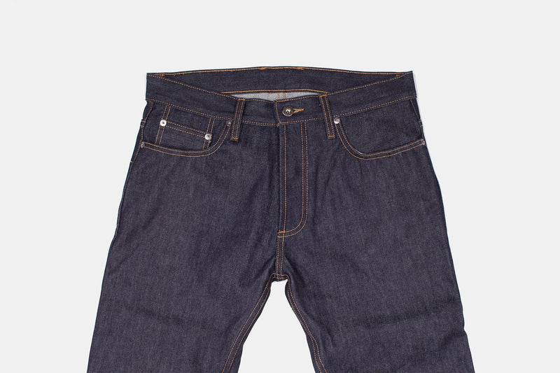 3Sixteen- NT⁠-⁠100x- Narrow Tapered Indigo Selvedge