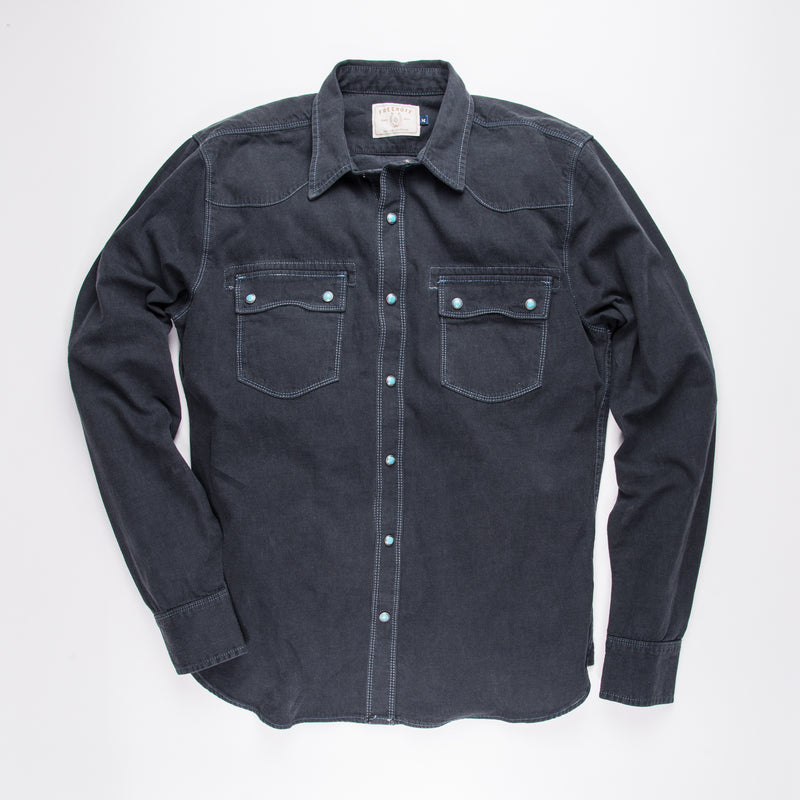 Freenote Cloth Modern Western- Midnight