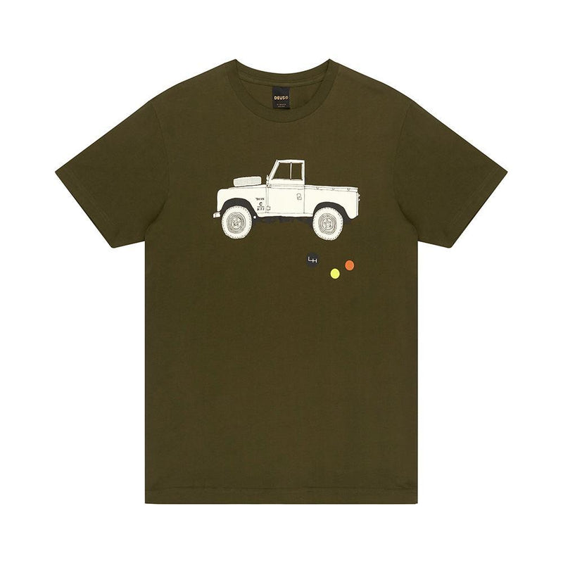 Deus Ex Machina- Carby Landie Tee