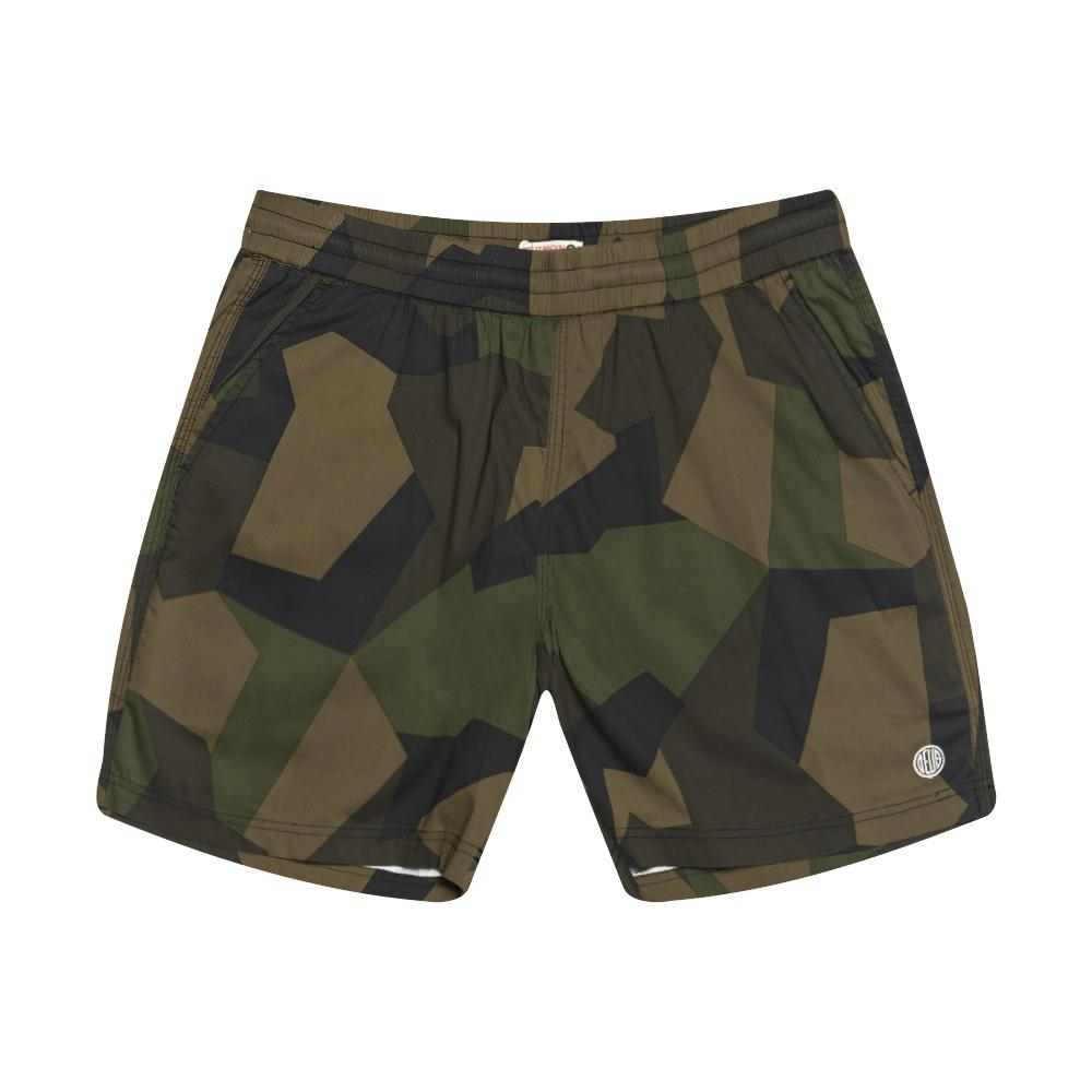 Deus Ex Machine- Glide Geo Swimshort
