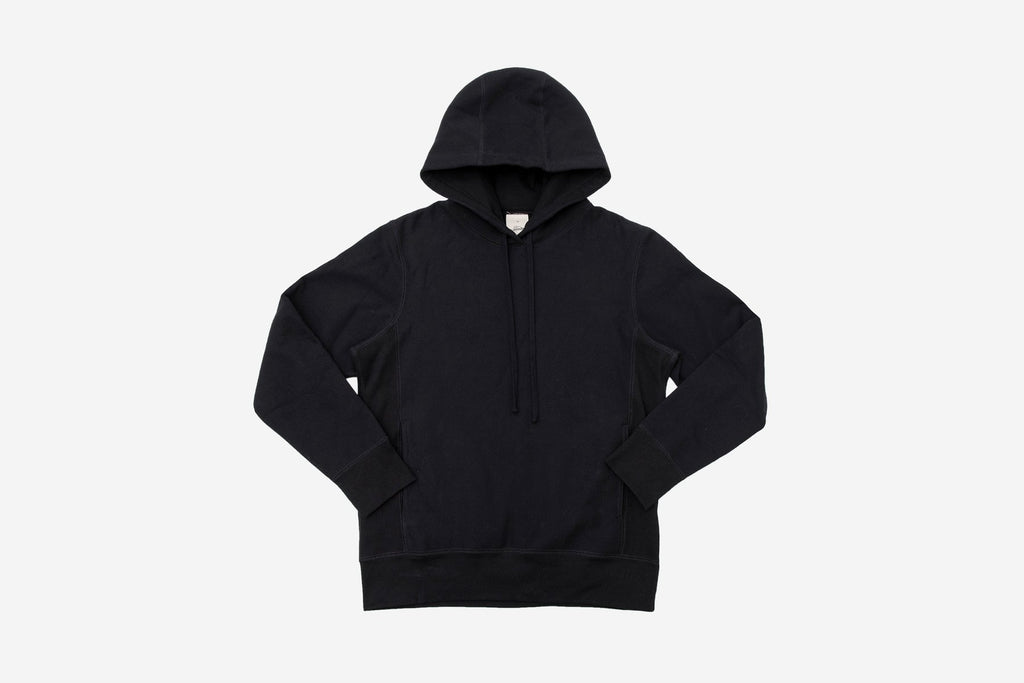3Sixteen-Heavyweight Pullover Hoody-Black