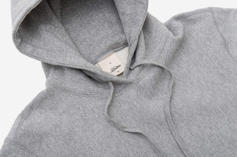 3Sixteen- Heavyweight Pullover Hoody- Grey