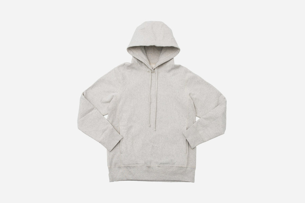 3Sixteen- Heavyweight Pullover Hoody-Oatmeal