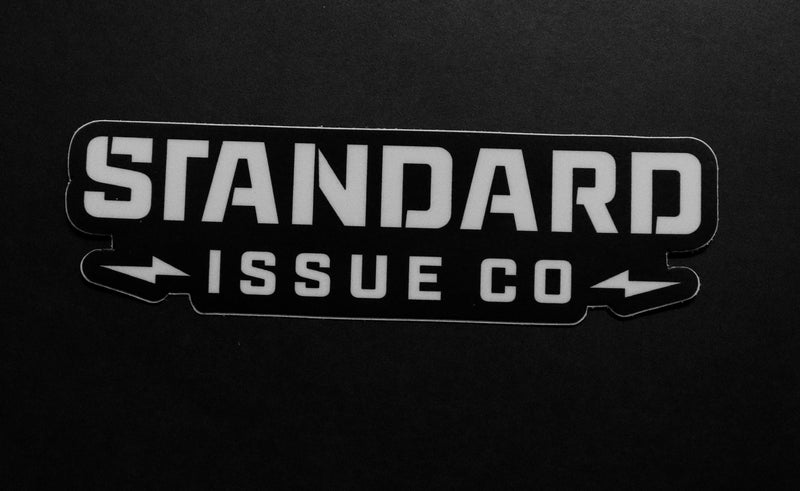 Standard Issue Co. Sticker- OG Standard Issue Co logo