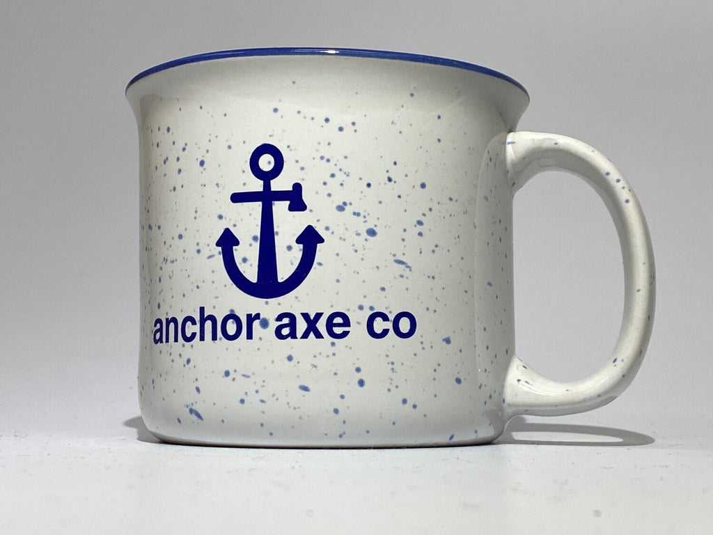 Anchor Axe Co.- Tin Camp Mugs