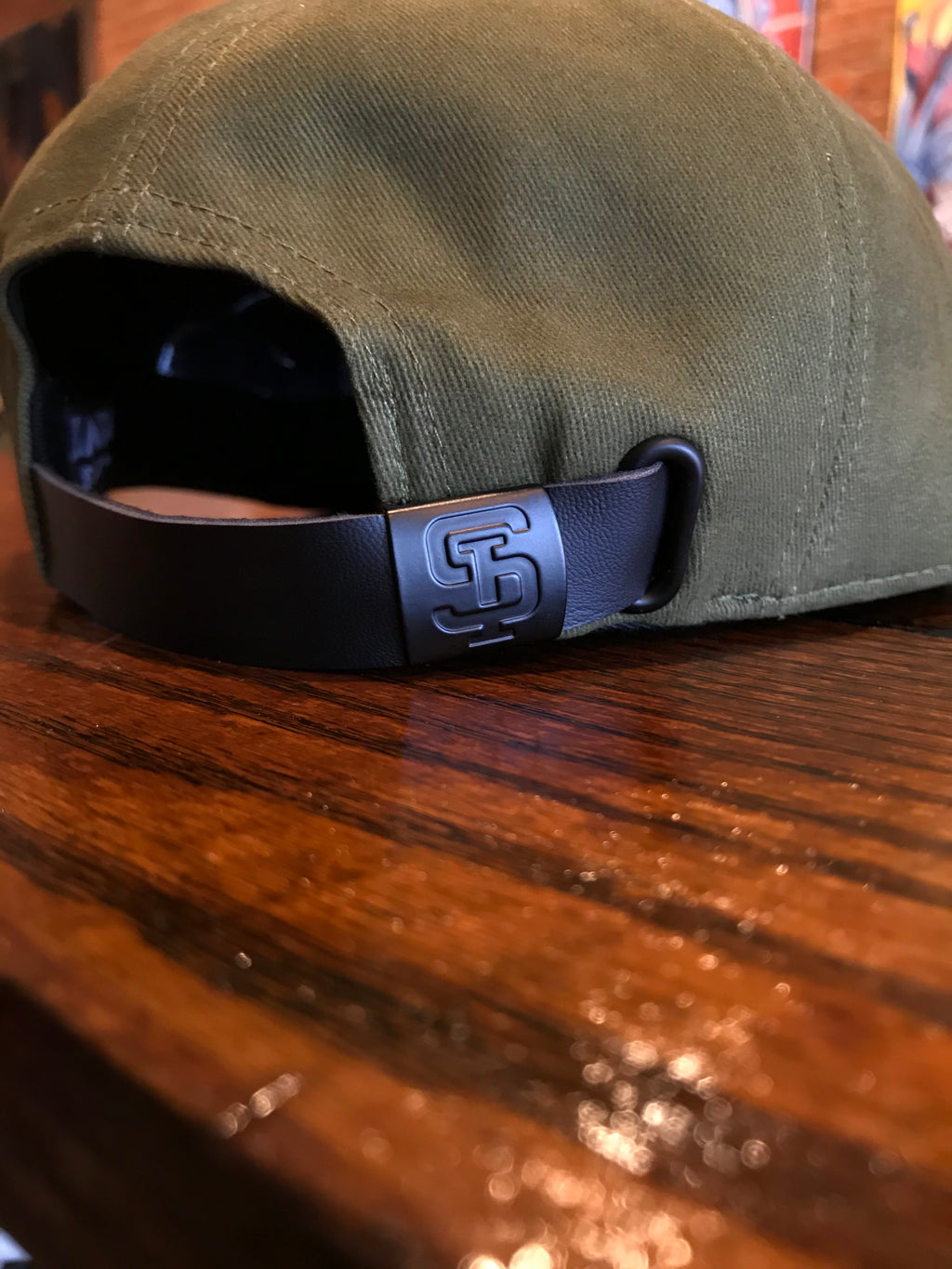 Standard Issue Co.- Badge Hat- Green