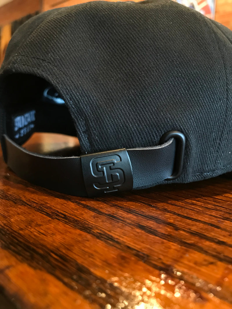 Standard Issue Co.- Shop Hat- Black