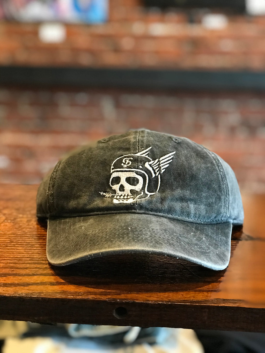 Standard Issue Co.- Fast Eddy Dad Hat