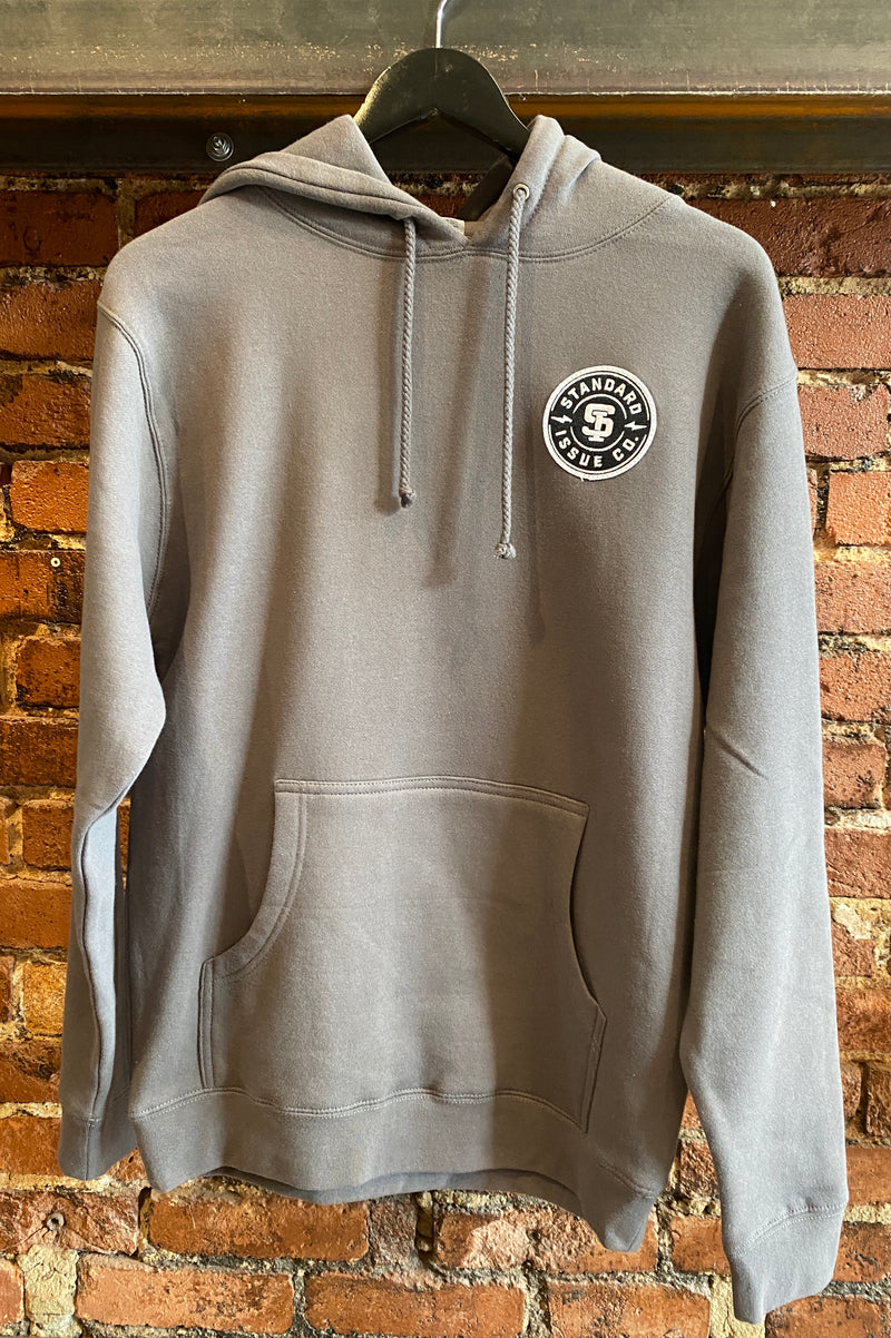 Standard Issue Co.- Badge Hoodie