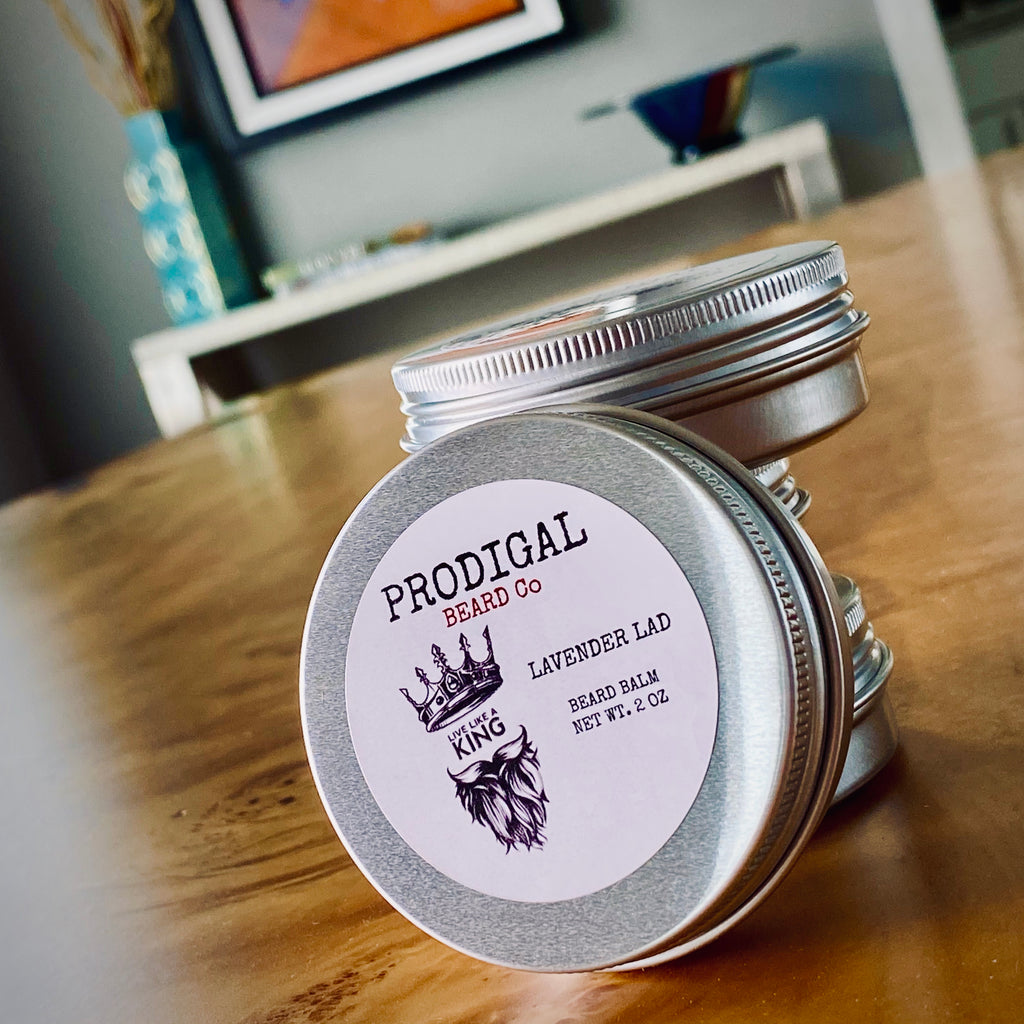 Prodigal Beard Co- Lavender Lad
