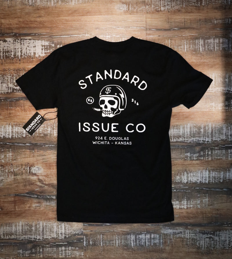 Standard Issue Co.- Fast Eddy-Black