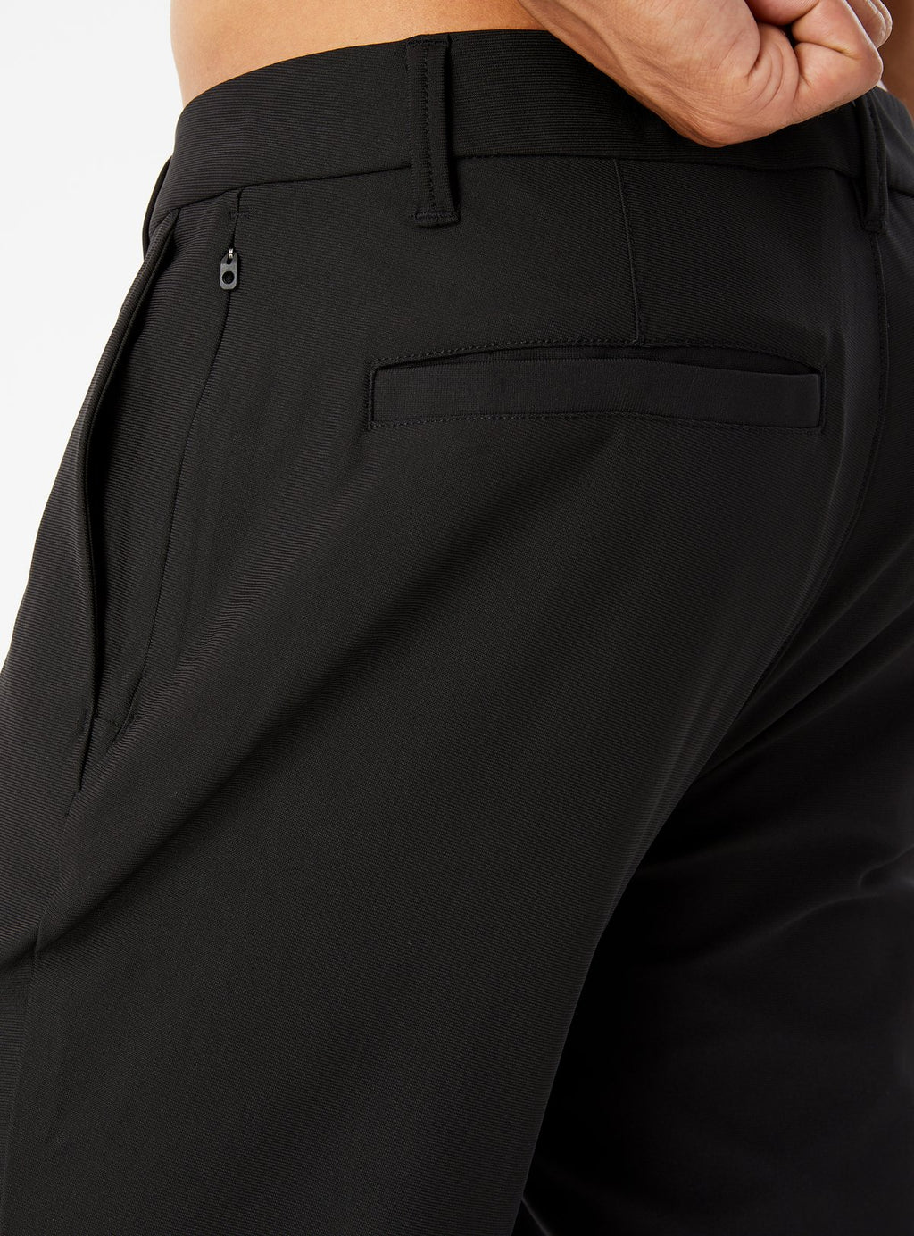 7 Diamonds- Infinity Chino- Black