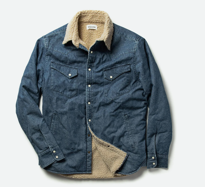 Taylor Stitch- The Western Shirt Jacket