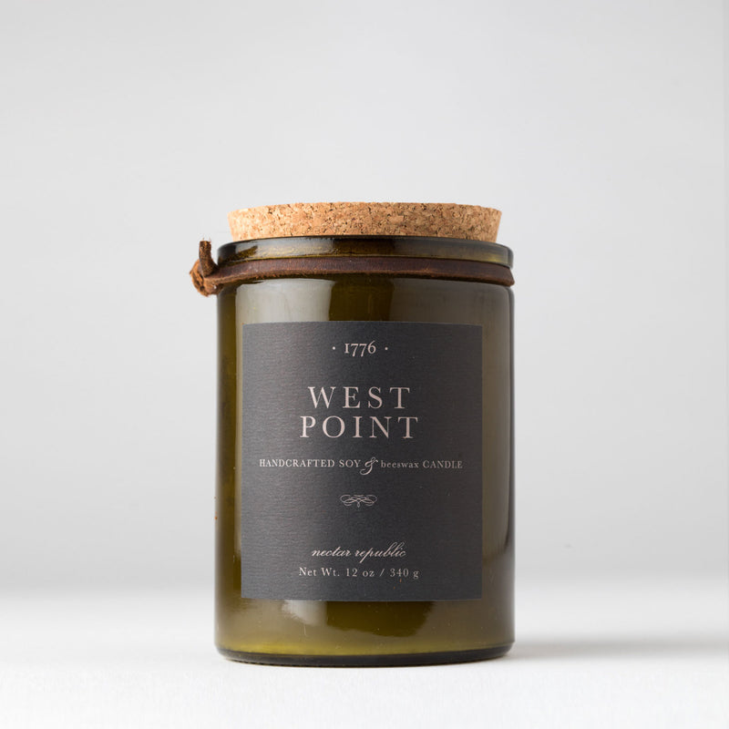 Nectar Republic- 1776 Candle- West Point