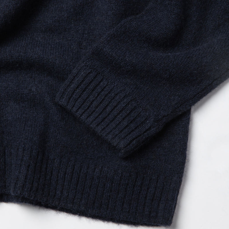 Taylor Stitch- Lodge Sweater- Navy