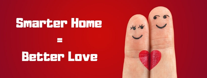 Add romance & style to your home with a touch of home intelligence.
