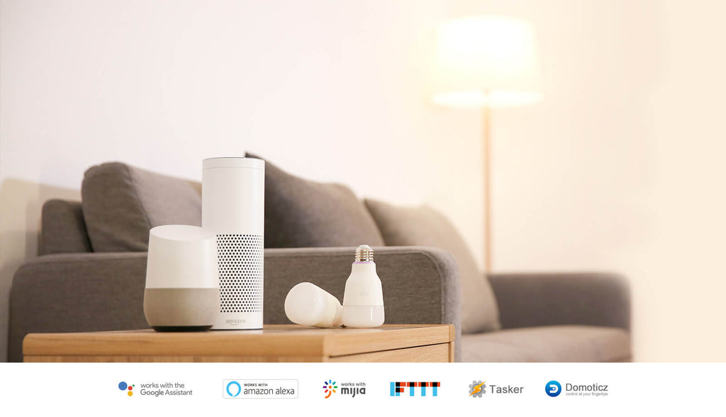 Yeelight Smart LED Bulb - AI ready