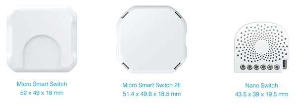 Aeotec Nano Switch - Perfectly small
