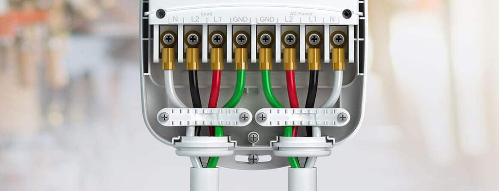 Aeotec Heavy Duty Smart Switch - Simple Wiring