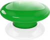 Fibaro Button - Green
