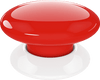 Fibaro Button - Red