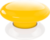 Fibaro Button - Yellow