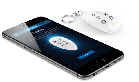 Fibaro KeyFob - Quick and easy inclusion