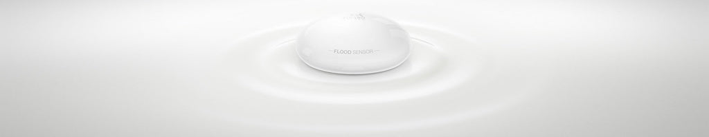 Fibaro Flood Sensor - Water leak and temperature sensor