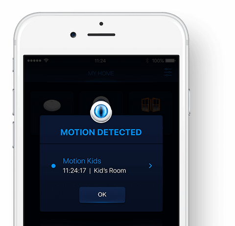 Fibaro Motion Sensor - For your convenience