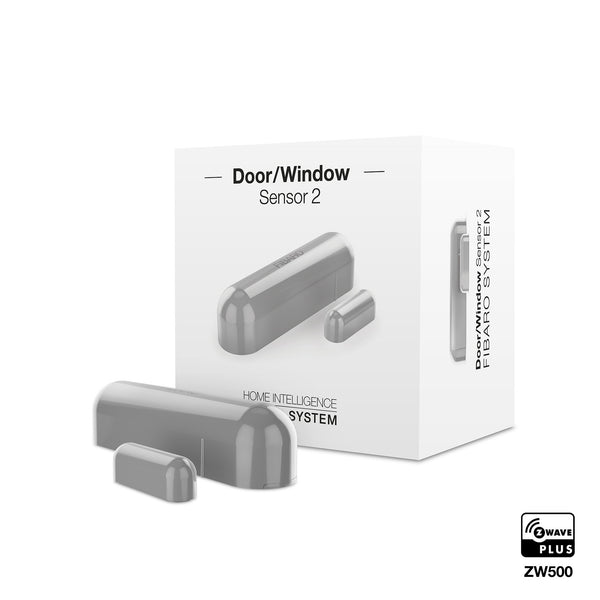Fibaro Door / Window Sensor 2 - Grey