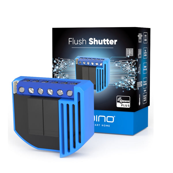 Qubino Z-Wave Plus Flush Shutter