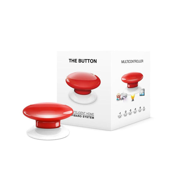 FIBARO Button Red