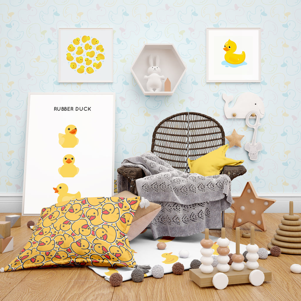 Themed Bedroom Idea - Rubber Duck