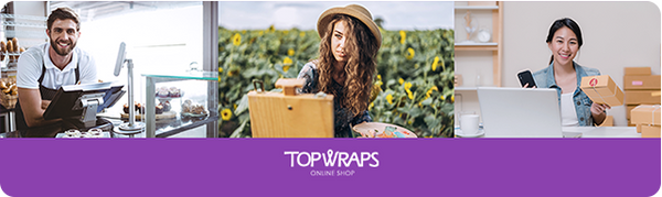 Help the Top Wraps online shop team to improve custom printing services.