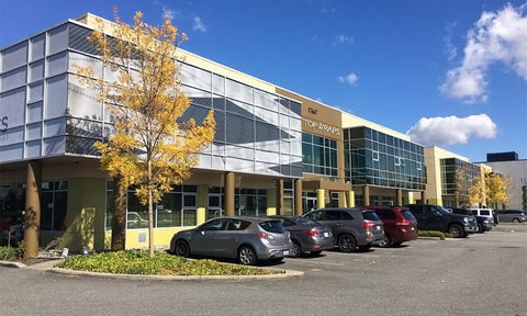 Our head office in Surrey