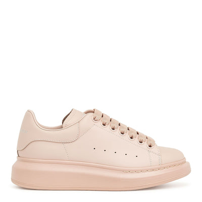 Dusty pink classic sneakers
