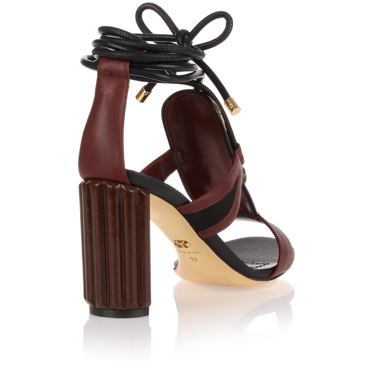 Tribe 80 leather sandal
