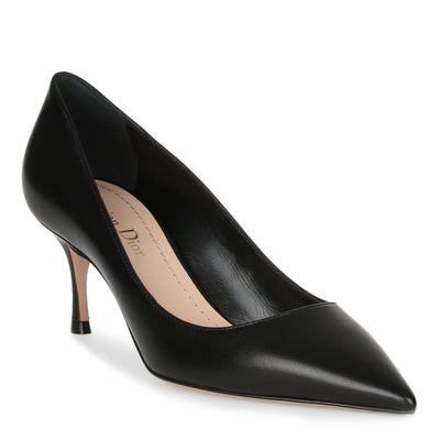 D-Stiletto 65 black classic leather pump